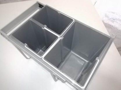 Cubetas individuales con asas