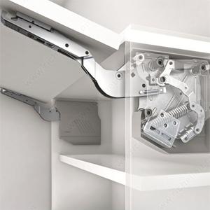 Detalle mecanismo Blum Aventos
