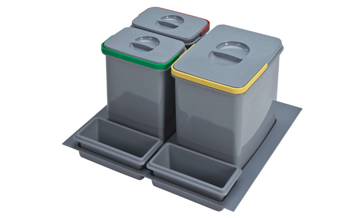 Cubos de basura para reciclar - Cubos de basura para reciclar ...