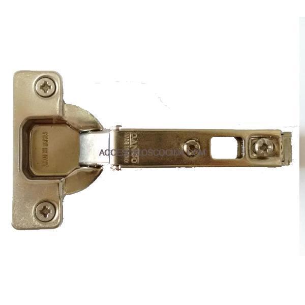 Bisagra de cazoleta 35 mm para puertas de cocina danco - Bisagras para puertas de cocina ...