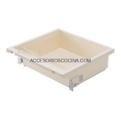 Cajón para mueble bajo horno
