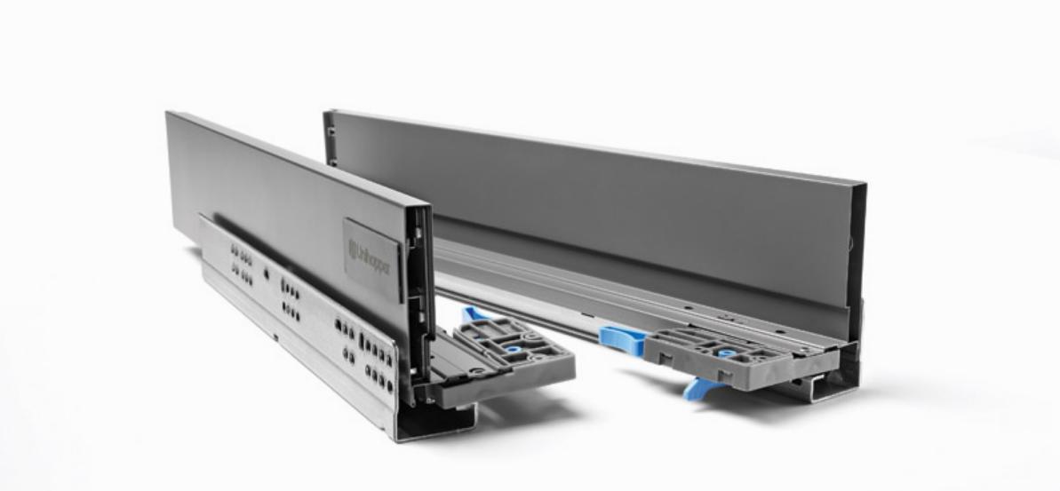 Sistema cajón Magic Box Unihopper