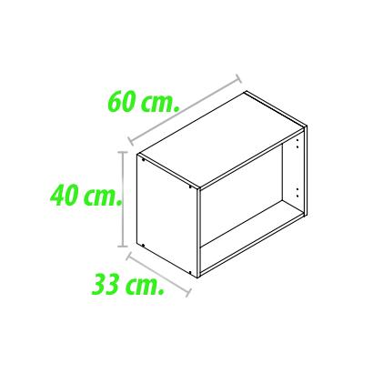 mueble cocina 40x60